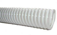 ПВХ рукав 63 мм напорно-всасывающий Plexiflex пищевой