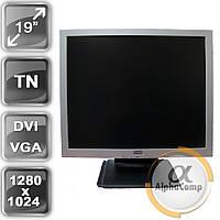 "Монитор 19"" MW MR19c-ABAD (DVI/VGA/колонки) б/у"