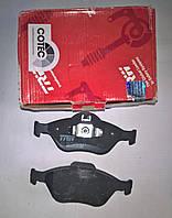 Тормозные колодки передние Ford Fiesta до 2008