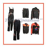 Рабочие комбинезоны, куртки, жилеты, штаны и шорты под заказ (от 50 шт.)