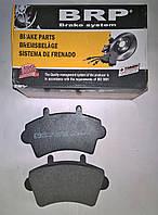 Тормозные колодки передние Renault Master до 2010