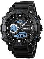 Армейские мужские противоударные часы Skmei 1228 Tornado