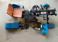 Комплект для переделки мотоблока в трактор (комплект EXPERT-2) Агромарка