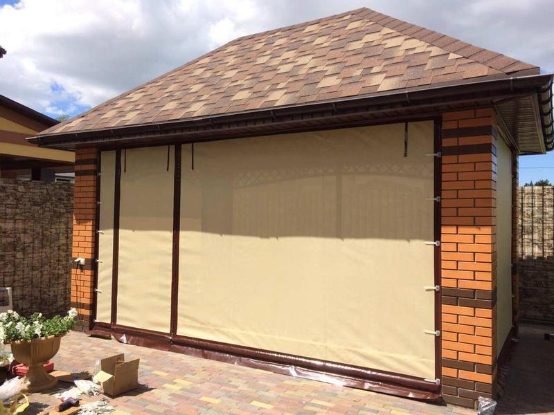 Москитные сетки и москитные окна для террас, беседок, альтанок, веранд, пристроек.
