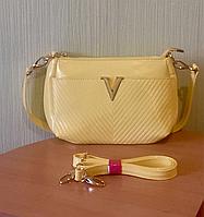 Сумка лаковая Louis Vuitton