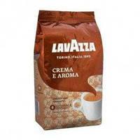 Кофе в зернах Lavazza Crema e Aroma 1кг (100% оригинал Италия)