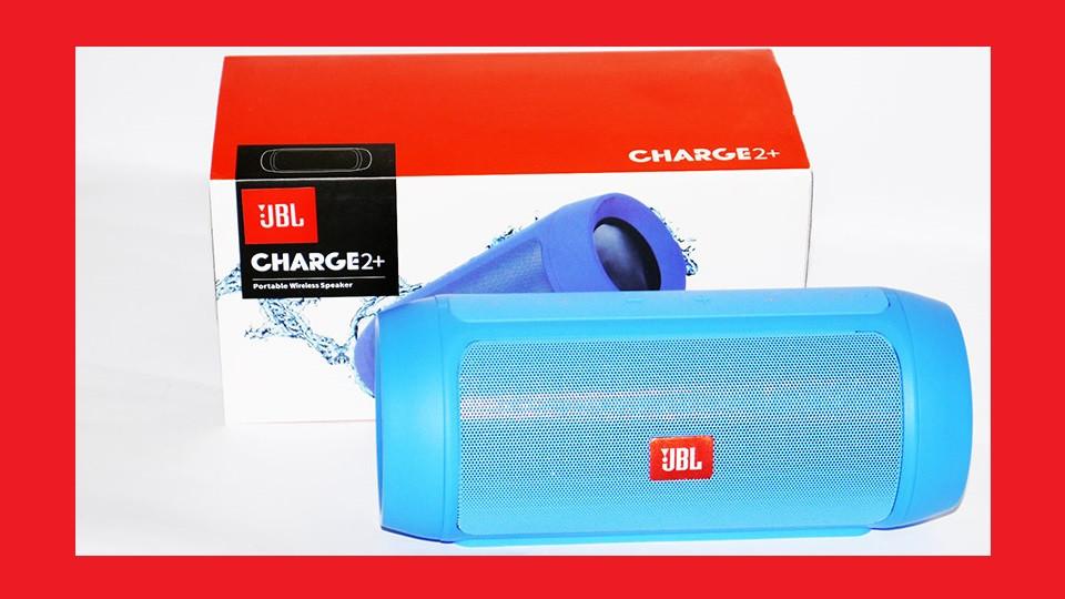 JBL Charge 2+ Bluetooth колонка