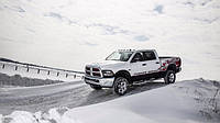 Тест зимних шин размеров 265/70 R17 и 205/55 R16