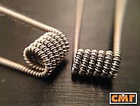 Clapton Parallel coil