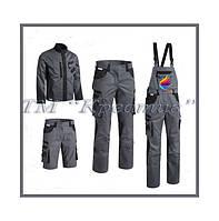 Комбинезоны, куртки, брюки и шорты под заказ (от 50 шт.)