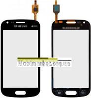 Сенсорний екран для Samsung S7562, S7560 чорний