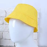 Панама желтого цвета