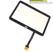 Тачскрін (сенсор) для планшетів Samsung T530/T531/T535 Galaxy Tab 4 10.1 3G, original чорний, фото 3