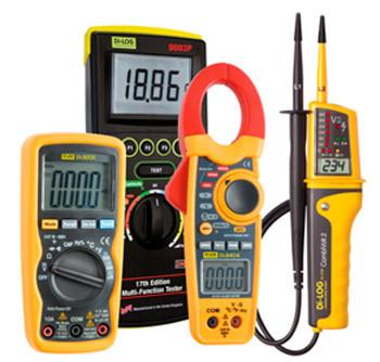 Электроинструменты, измерительные приборы