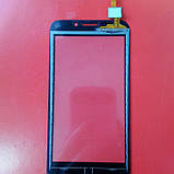 Сенсорний екран для Huawei Ascend Y5C Y541 чорний, фото 2