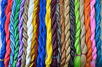Канекалон волосы для плетения в наличии все цвета!