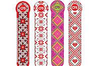 Закладки для книг пласт 4 шт Vyshyvanka Вышиванка CF69111-01