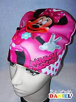 Детская шапка Мини Маус для девочек