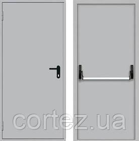 Противопожарные двери сертифицированные EI30 ПЖ-4 Антипаника