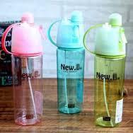 Бутылка спортивная New B. Bottle с распылителем