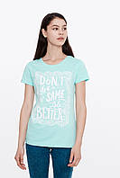 Трендовая футболка женская урбан пленет