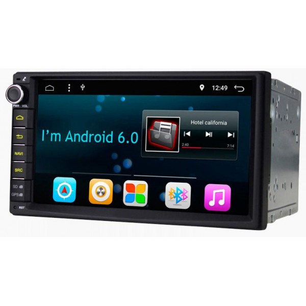Мультимедиа 2-DIN Prime-X A6 (Android 6.0)