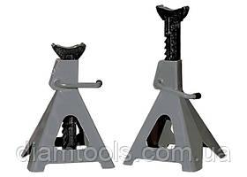 Подставки под машину регулированные  6 т 400-605 мм, 2 шт. // MTX  516309
