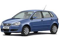 ФАРА  H7+H1 ЭЛ. ХРОМ. ОТРАЖ. +МОТОР на Volkswagen Polo IV 2005-2009 года
