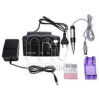 Профессиональный фрезер Pro ZS-602 для маникюра и педикюра 30 Вт и 35000 об./мин. (черный)