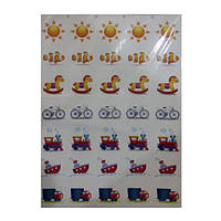 Раздаточный разрезной материал Игрушки №4 679024
