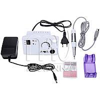 Профессиональный фрезер Pro ZS-602 для маникюра и педикюра 30 Вт и 35000 об./мин. (белый)