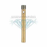 Коронка алмазная D6 L50 по керамограниту Диамант Украина