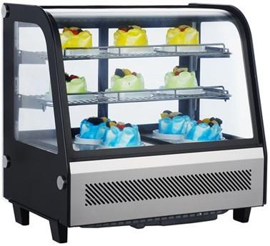Вітрина холодильна EWT INOX RTW-105L