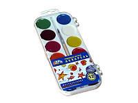 Краски акварельные 12 цветов Гамма Увлечение, 312046