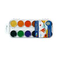 Краски акварельные 24 цвета Гамма Увлечение, 312060