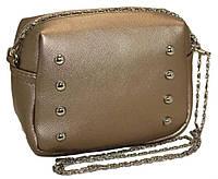Женская сумка-клатч из кожзаменителя 425