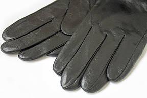Женские кожаные перчатки ВЯЗКА СЕНСОРНЫЕ Средние WP-162683s2, фото 3