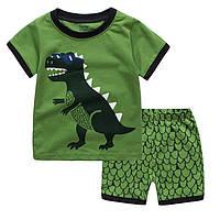 Пижама детская шорты и футболка для мальчика