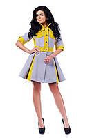 Пальто – трансформер, молодежное, демисезонное, выполненное из кашемира двух цветов Разные цвета
