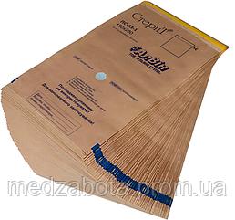 Крафт-пакеты  115*245 №100 (Коричневые) АлВИН