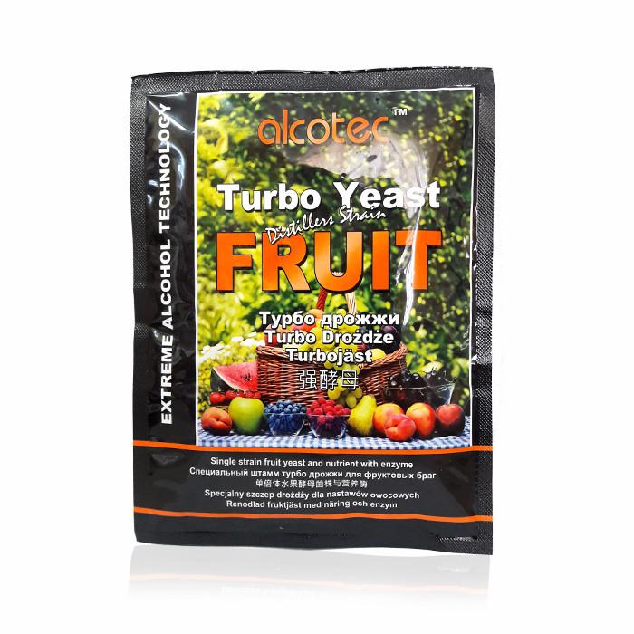 Спиртовые дрожжи Alcotec Fruit Turbo Distillers Yeast