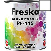 Эмаль алкидная 2,8кг ПФ-115 Freska (белый глянцевый)