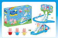 Эскалатор-горка Свинка Пеппа Peppa Pig