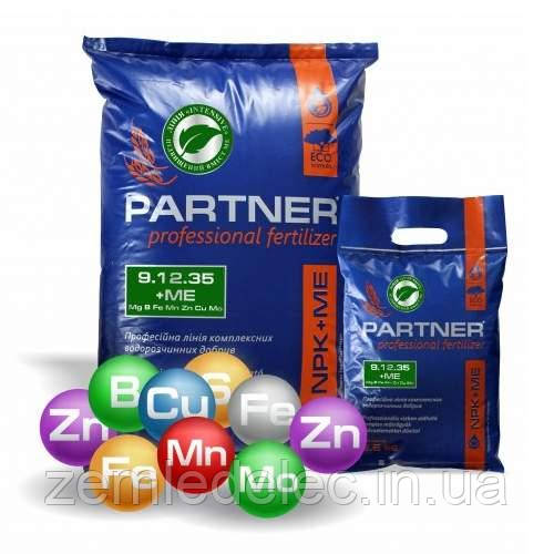 Партнер Енерджі калій 9-12-35 25 кг мішок