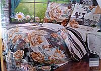 """Комплект постельного белья """"Elway"""" (Элвей) семейный №3832"""