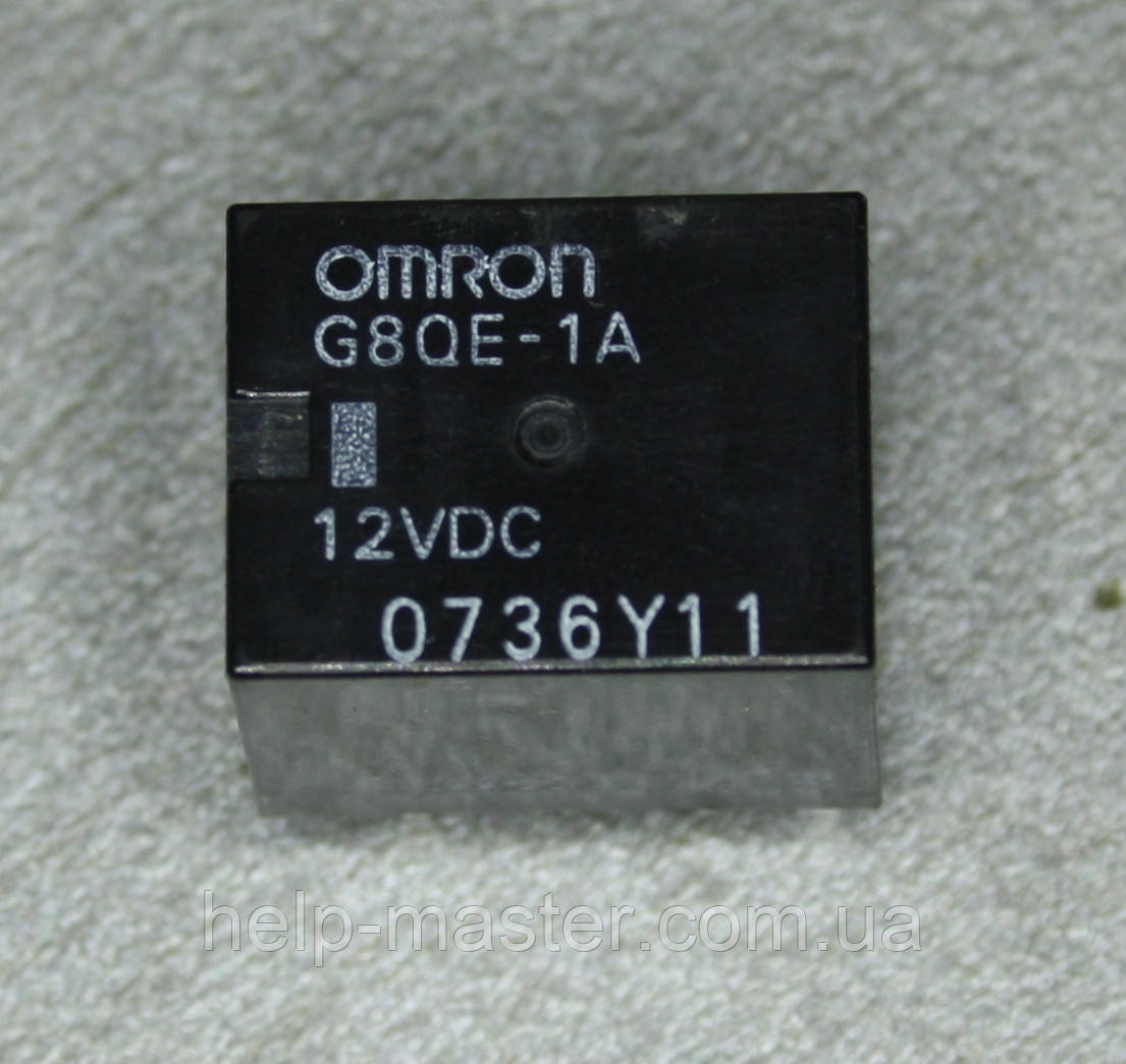 Реле электромеханическое  G8QE-1A,  12VDC