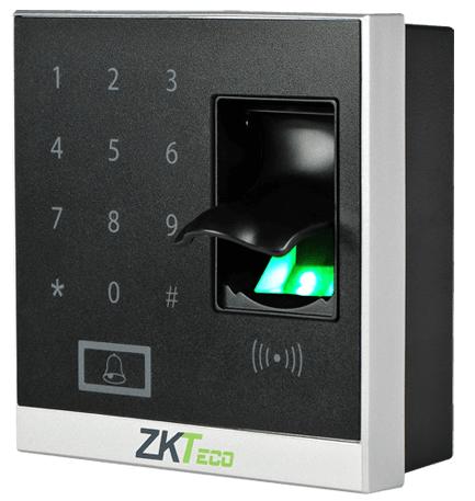 Автономная биометрическая панель контроля доступа ZKTeco X8s