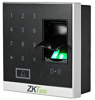 Автономная биометрическая панель контроля доступа ZKTeco X8s, фото 1