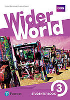 Учебник Wider World 3 Students' Book