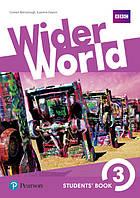 Учебник Wider World 3 Students' Book
